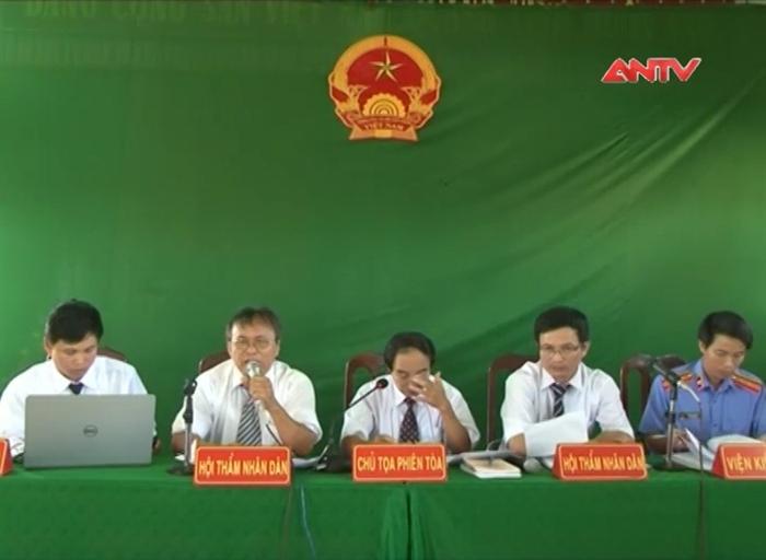 Quảng Bình: Xét xử lưu động vụ mua bán trái phép chất ma túy