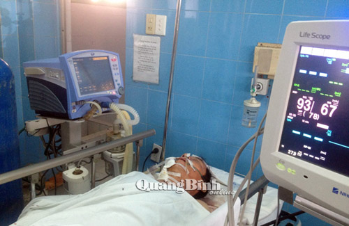 Quảng Bình: Xích mích từ bàn nhậu, một người bị thương