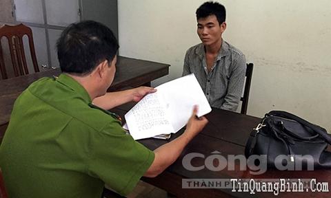 Quảng Bình: Xóa sổ nhóm cướp giật trên tàu hỏa