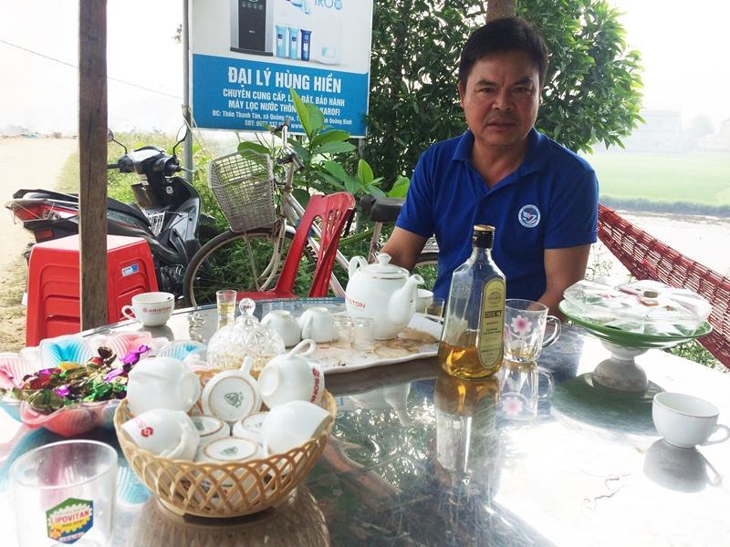 Quảng Hòa lúng túng trong việc tập trung xử lý rác thải