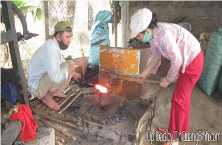 Quảng Hòa, vùng đất làng nghề truyền thống