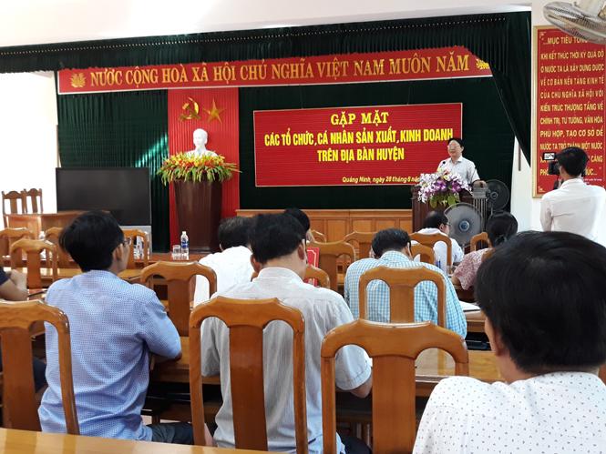Quảng Ninh đồng hành cùng doanh nghiệp phát triển