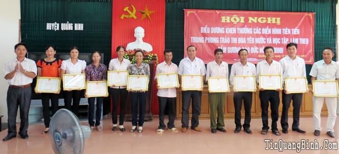 Quảng Ninh học tập và làm theo Bác