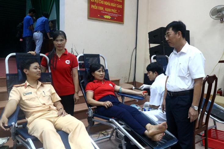 Quảng Ninh: Huy động được 539 đơn vị máu