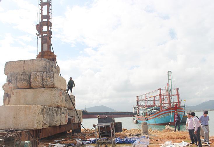 Quảng Phúc: Sức bật từ kinh tế biển
