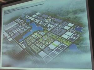 Quảng Trạch: Công bố Quy hoạch trung tâm huyện lỵ mới