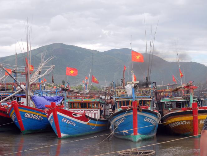 Quảng Trạch đột phá vào mũi nhọn kinh tế biển
