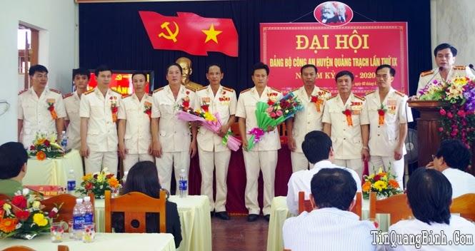 Quảng Trạch: Rút kinh nghiệm từ đại hội điểm đảng bộ cơ sở