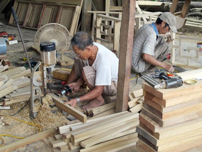 Quảng Xuân: Nỗ lực về đích nông thôn mới