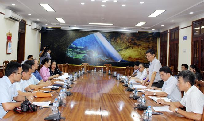 Quỹ Hỗ trợ phòng chống thiên tai miền Trung hỗ trợ Quảng Bình 400 triệu đồng