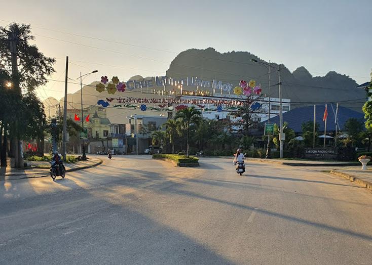 Quyết định thành lập thị trấn Phong Nha