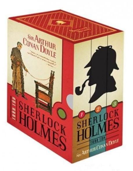 Ra mắt bản dịch mới Sherlock Homles toàn tập