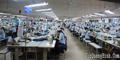 Sản xuất công nghiệp tăng trưởng trên 16% trong tháng 4/2015