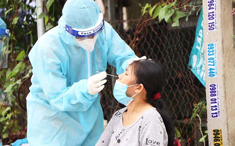 Sáng 26-7: Việt Nam vượt mốc 100 nghìn ca nhiễm Covid-19