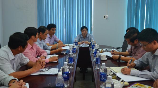 Sẽ tiến hành CPH Công ty TNHH MTV Môi trường và Phát triển đô thị Quảng Bình trong tháng 9-2015