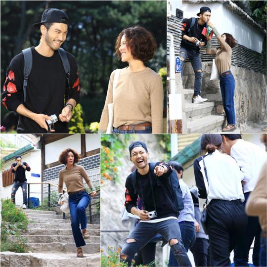 """""""She Was Pretty"""": Choi Siwon tỏ tình với """"gái xấu"""" Hwang Jung Eum"""