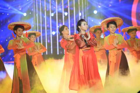 Show 7, Gương mặt thân quen nhí: Phương Mỹ Chi về bét