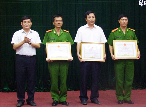 Sơ kết 5 năm thực hiện Chỉ thị số 1634/CT-TTg của Thủ tướng Chính phủ về phòng cháy, chữa cháy