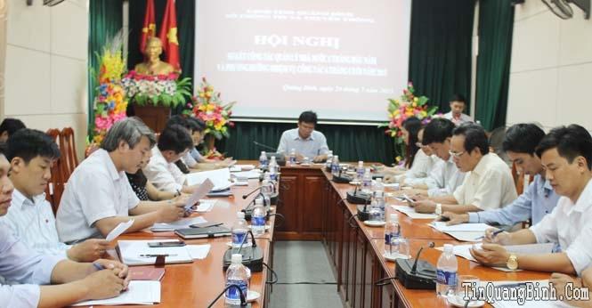 Sở Thông tin-Truyền thông sơ kết công tác quản lý Nhà nước 6 tháng đầu năm 2015