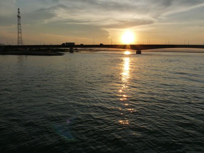 Sông Gianh - Phà Gianh - Cầu Gianh