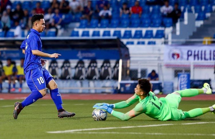 Supachok: 'Thái Lan sẽ thắng các trận còn lại ở SEA Games 30'