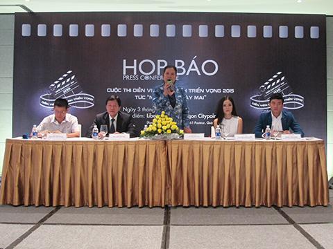 Tái khởi động cuộc thi Diễn viên điện ảnh triển vọng
