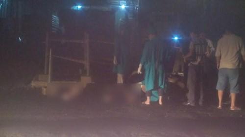 Tai nạn thương tâm ở Quảng Bình khiến 2 người thương vong