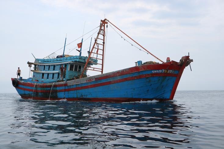 Tăng cường hỗ trợ, bảo vệ ngư dân vươn khơi, bám biển