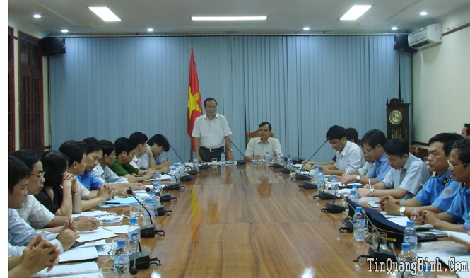 Tăng cường phối hợp giữa chính quyền địa phương với đơn vị quản lý đường sắt