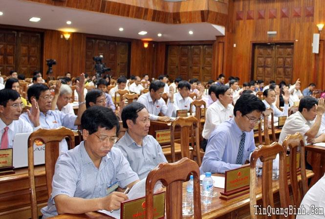 Tạo đà, tạo thế để Quảng Bình trở thành một tỉnh phát triển khá, một trung tâm du lịch lớn vào năm 2020