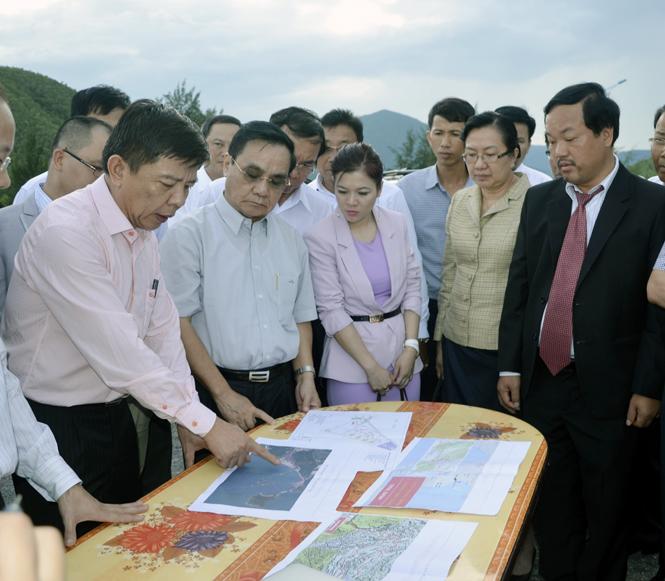 Tạo mọi điều kiện tốt nhất cho nhà đầu tư đến với Quảng Bình