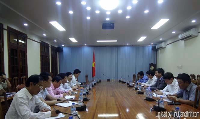 Tập đoàn Vingroup sẽ đầu tư xây dựng Trung tâm thương mại tại Quảng Bình