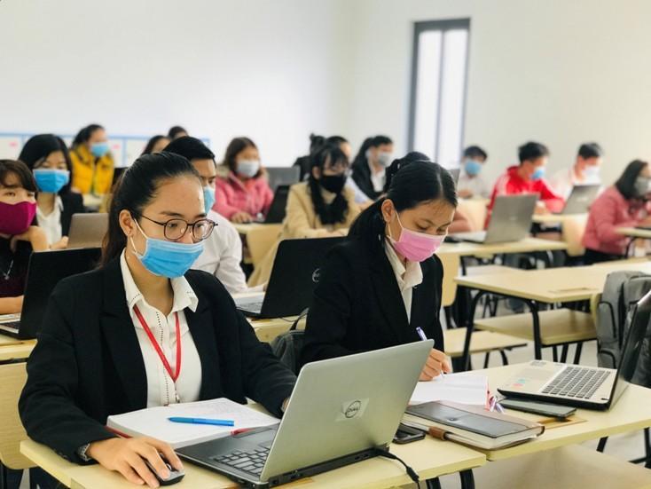 Tập huấn hỗ trợ dạy học trực tuyến VioEdu