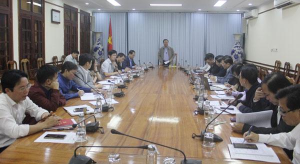 Tập trung giải quyết những khó khăn, vướng mắc trong triển khai Dự án FLC Quảng Bình theo đúng quy định