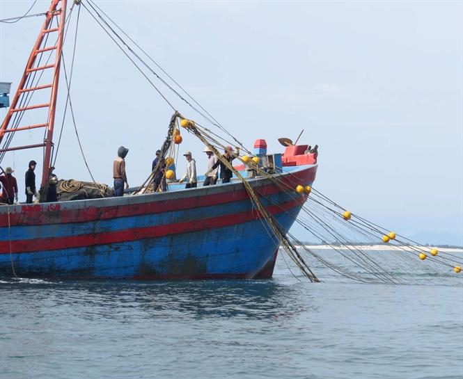 'Tàu 67 Quảng Bình', thế mạnh trên biển được phát huy