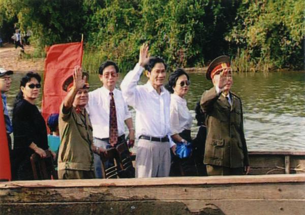 Tết Độc lập trên quê hương Đại tướng Võ Nguyên Giáp