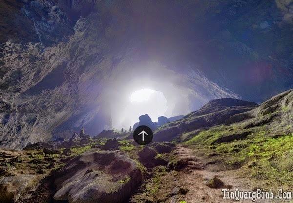 Thám hiểm Sơn Đoòng qua ảnh 360 độ đẹp nghẹt thở của NatGeo