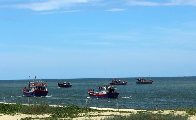Thành phố Đồng Hới: Giá trị sản xuất thủy sản đạt 158 tỷ đồng