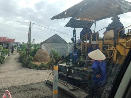 Thi công Dự án QL 1A đoạn qua địa phận huyện Quảng Ninh: Công nhân bị người dân đánh đập