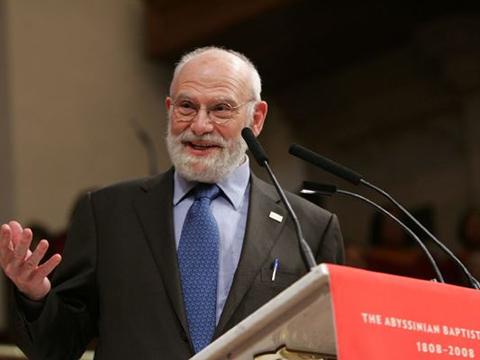'Thi sĩ của ngành y' Oliver Sacks qua đời ở tuổi 82