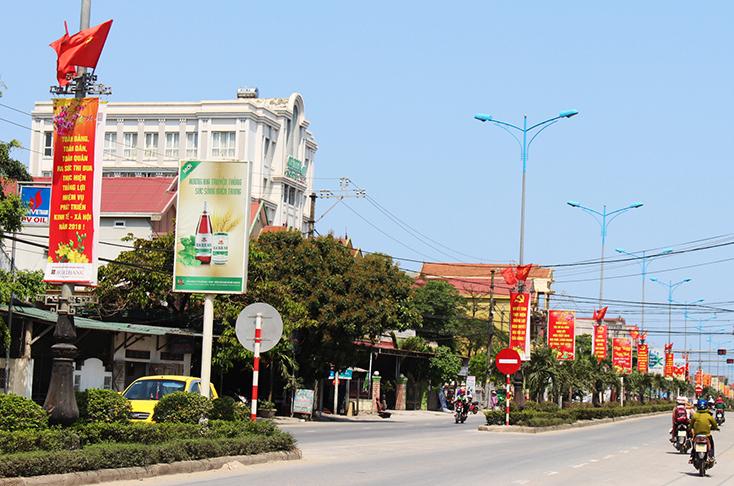 Thị xã Ba Đồn - Dấu ấn một chặng đường