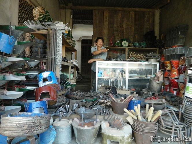 Thị xã Ba Đồn: Nỗ lực thúc đẩy phát triển sản xuất CN-TTCN và NNNT
