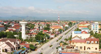 Thị xã Ba Đồn: Sơ kết thực hiện Chương trình MTQG xây dựng nông thôn mới