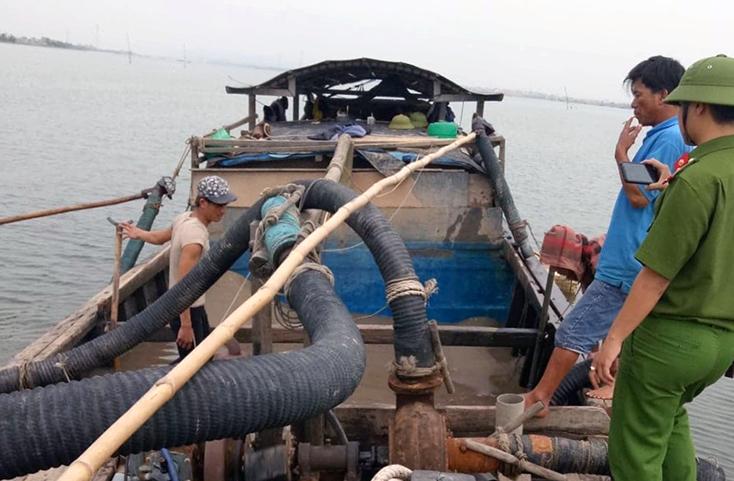 Thị xã Ba Đồn: Tăng cường quản lý khai thác khoáng sản