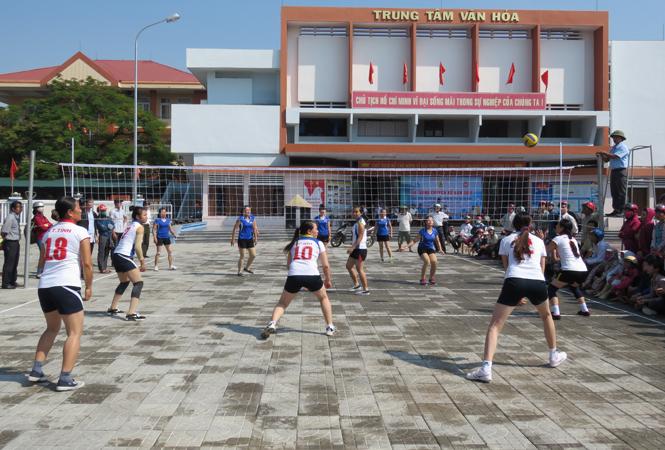 Thị xã Ba Đồn tổ chức các hoạt động chào mừng Đại hội Đảng bộ tỉnh lần thứ XVI, nhiệm kỳ 2015-2020