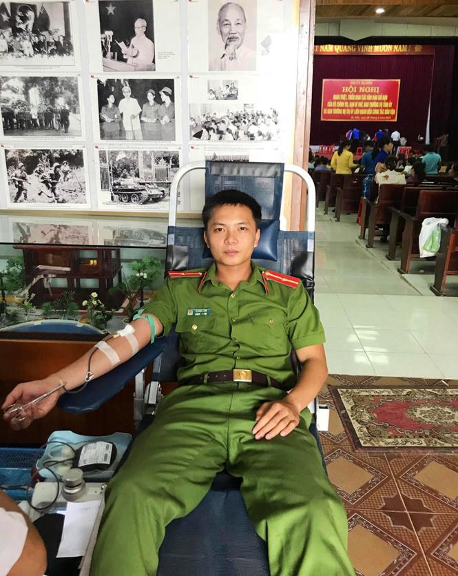 Thị xã Ba Đồn: Trên 1.200 đoàn viên, thanh niên tham gia hiến máu tình nguyện