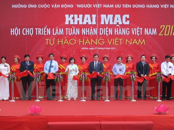 Thiết lập kênh phân phối đưa hàng Việt đến tay người tiêu dùng