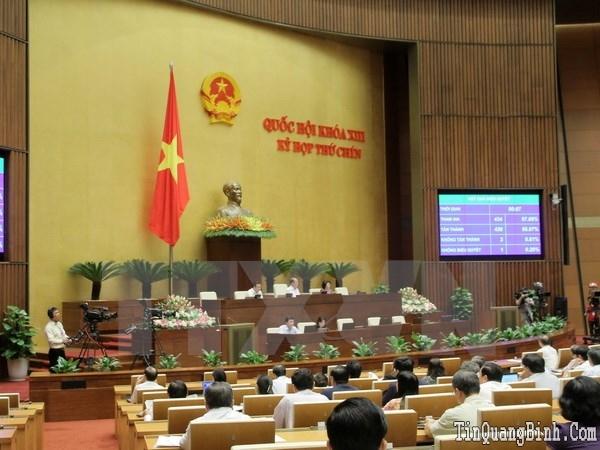 Thông qua Nghị quyết về chương trình hoạt động giám sát của Quốc hội