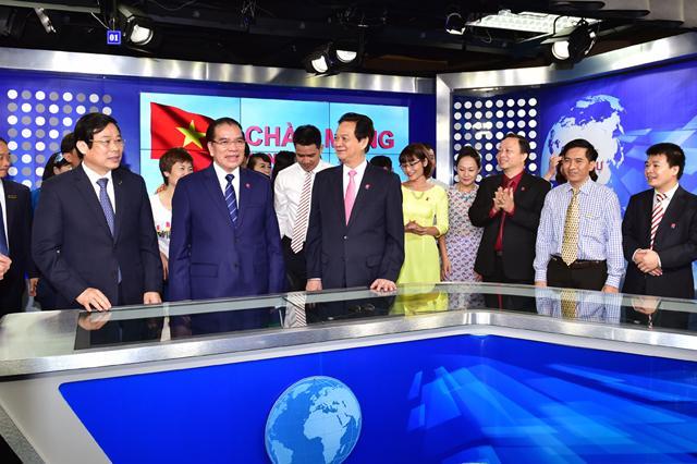 Thông tấn xã Việt Nam kỷ niệm 70 năm ngày truyền thống
