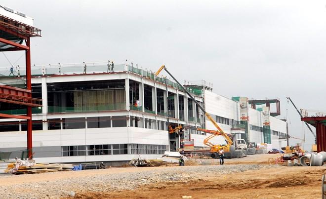 Thu hút vốn FDI tăng đột biến trong chín tháng nhờ các dự án lớn